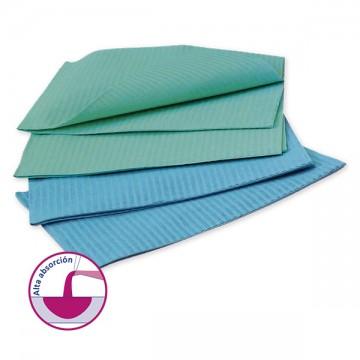 Servilletas papel-plástico