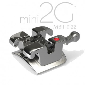 Brackets Mini 2G MBT 0'22