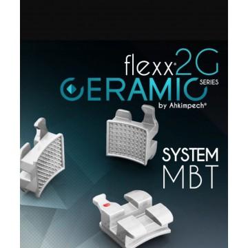 Bracket Cerámico flexx 2G