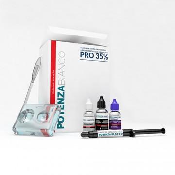 Whiteness HP Maxx Peróxido de hidrógeno 35% (Tratamiento en Clínica)