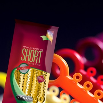 Ligaduras Short Classic en Vara